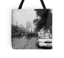 Burning Cruiser - G20, Toronto Tote Bag