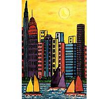 Come Sail Away Photographic Print