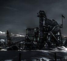 Industrial Mill by BLuke
