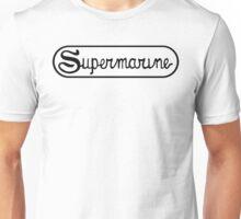 Supermarine Aircraft Company Logo Unisex T-Shirt
