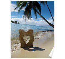 Tahitian Love Poster