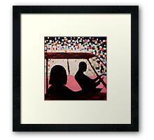 Vie moderne #1 Framed Print