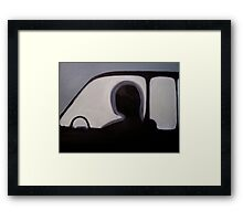 Vie moderne #2 Framed Print