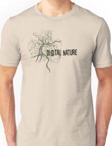 Digital Nature Unisex T-Shirt