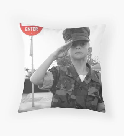 Malleable Throw Pillow