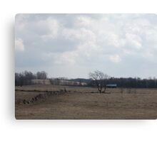 Norwood Countryside Canvas Print