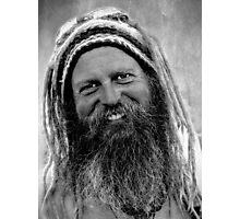 The Hippie Photographic Print