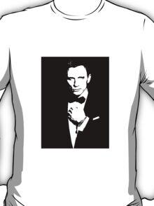 Bond, James Bond #3 T-shirt T-Shirt