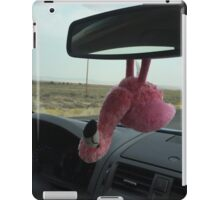 It is a long drive across the middle of Oregon by the way iPad Case/Skin