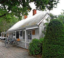 Historic Cafe by JaninesWorld