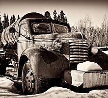 General Motors Truck by peaceofthenorth