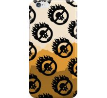 Mad Max: Fury Road Pattern (Original) iPhone Case/Skin