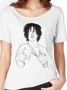 Chief Keef Women's Relaxed Fit T-Shirt