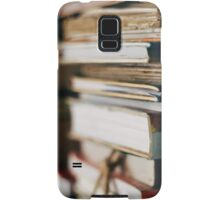 books Samsung Galaxy Case/Skin