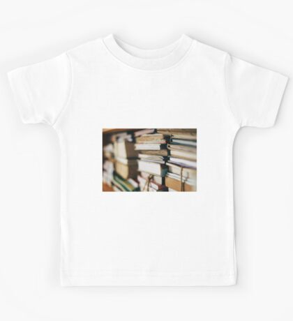books Kids Tee