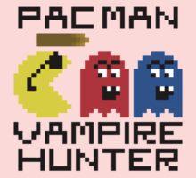 Pac Man: Vampire Hunter Kids Tee