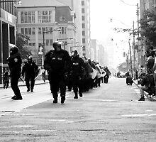 City Under Siege by keelermediagrp