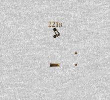 221B - turned knocker One Piece - Long Sleeve