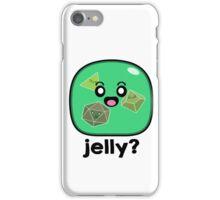 Jelly? - Gelatinous Cube iPhone Case/Skin