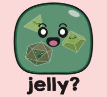 Jelly? - Gelatinous Cube Baby Tee