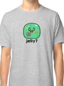 Jelly? - Gelatinous Cube Classic T-Shirt