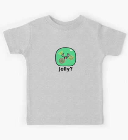 Jelly? - Gelatinous Cube Kids Tee