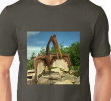 Dino Bird  Unisex T-Shirt
