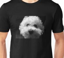 Bichon Frise - Black and White Unisex T-Shirt