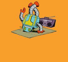 BreakBot the Breakdancing Robot Unisex T-Shirt