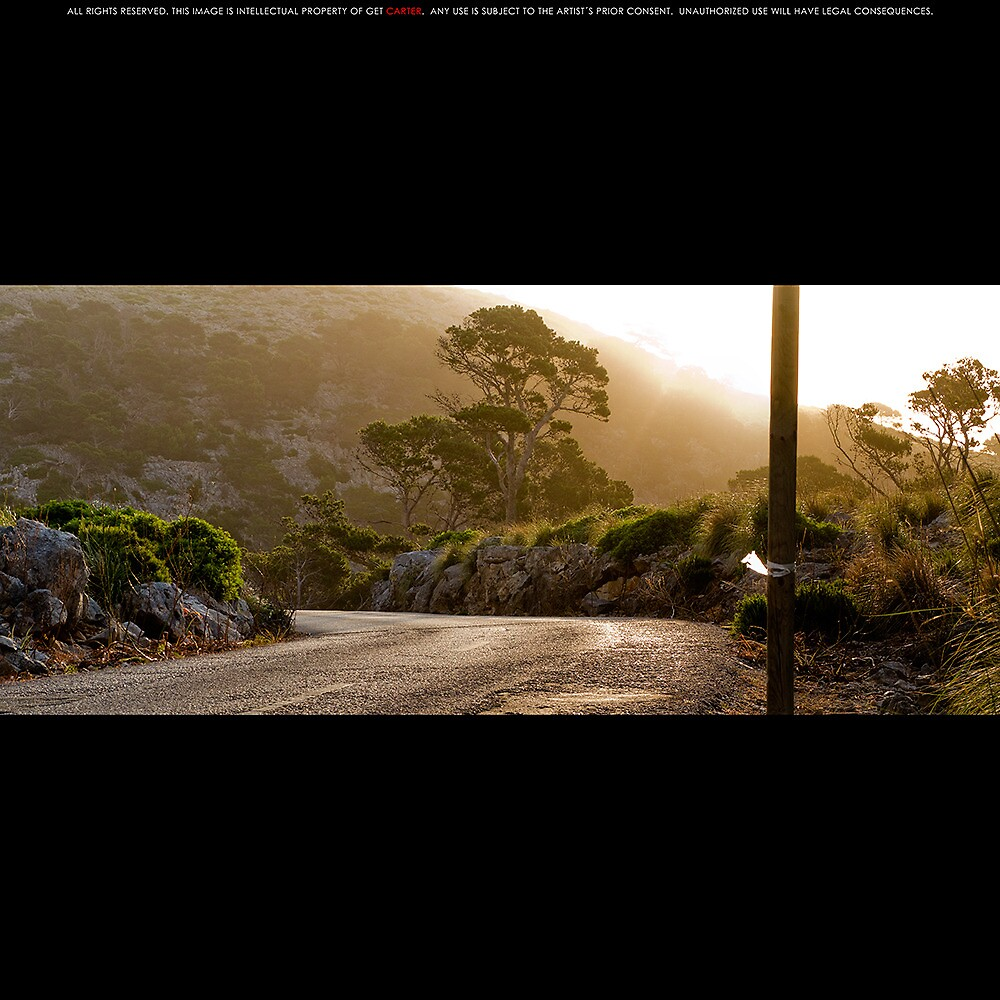ROAD TO EL PASO by Get Carter
