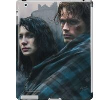 I Come To A Castle iPad Case/Skin