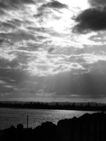 light ray by mark thompson
