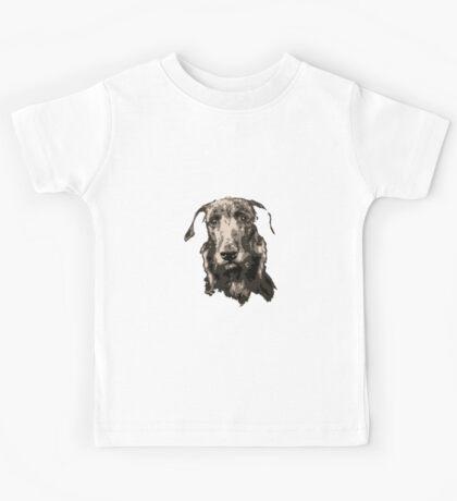 Regal Scottish Deerhound Kids Tee