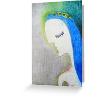 mary mary  Greeting Card