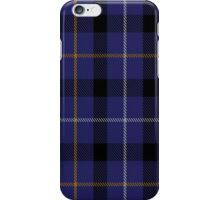00751 Bank of Scotland Tartan (1995) iPhone Case/Skin
