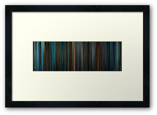 Moviebarcode: Blade Runner (1982) by moviebarcode