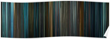 Moviebarcode: Blade Runner (1982) by moviebarcode