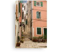 Rovinj, Croatia Canvas Print