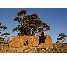 Flinders Ruin Photographic Print
