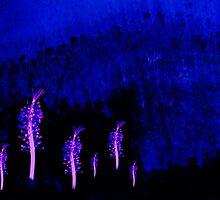 Stamens Forest by BoB Davis
