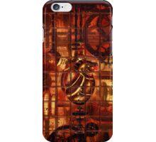 Steampunk Coronary Clockwork Gears iPhone Case/Skin