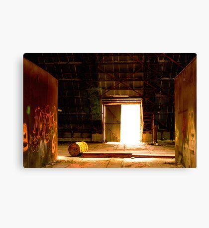Urban Retreat Canvas Print