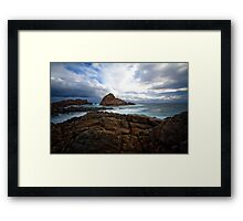 Sugarloaf Revisited Framed Print