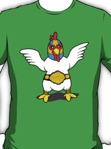 El Diablo - Fighting Chicken T-Shirt
