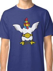 El Diablo - Fighting Chicken Classic T-Shirt