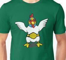 El Diablo - Fighting Chicken Unisex T-Shirt