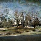 The old Mansion  by John Rivera