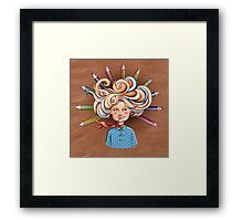 Shannan with an 'a'  Framed Print