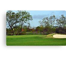Signal Hill Golf Course Canvas Print