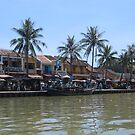 Harbour in Hoi An by machka